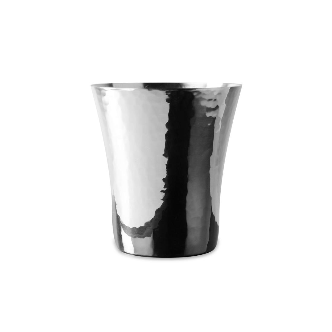 Orfevra Silver Plated Hammered Cup