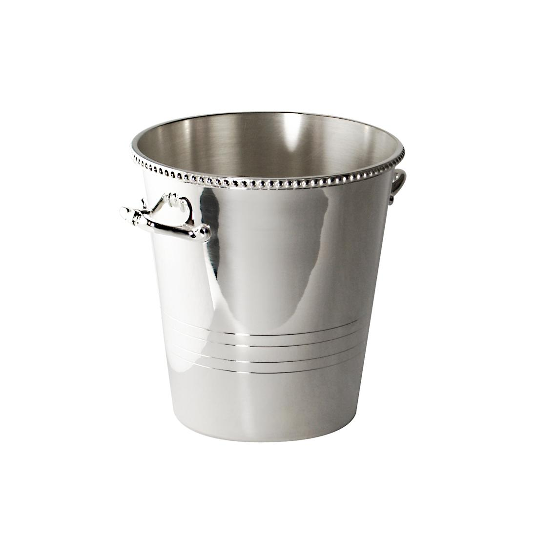 Small Ice Bucket in Pearl