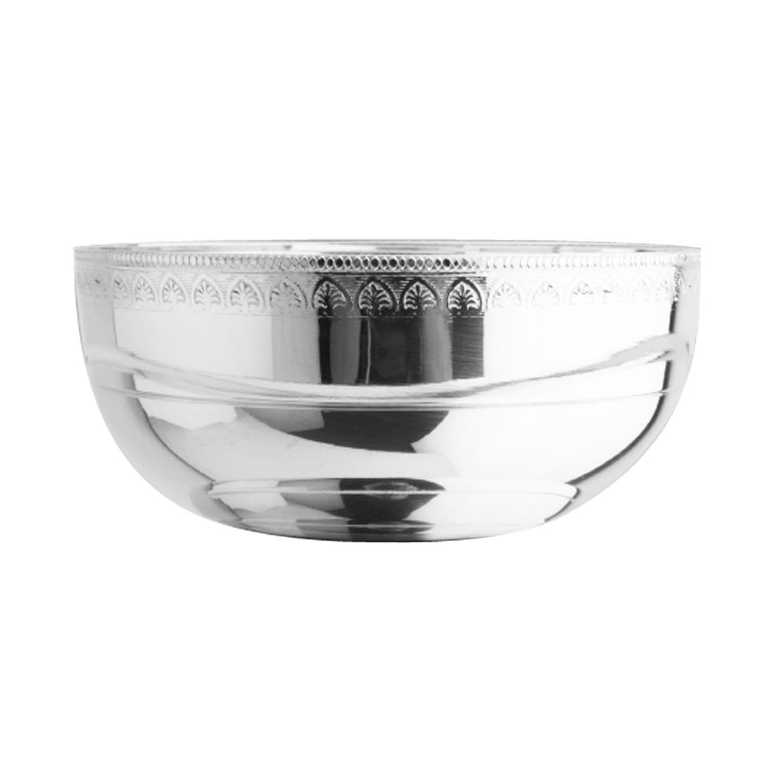"4"" Engraved Finger Bowl"