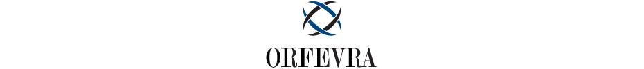 Orfevra Logo